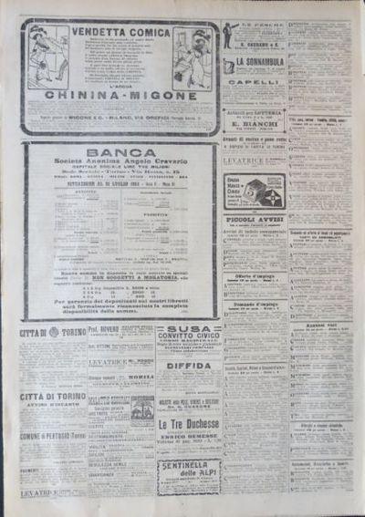 Gazzetta del popolo : l' italiano