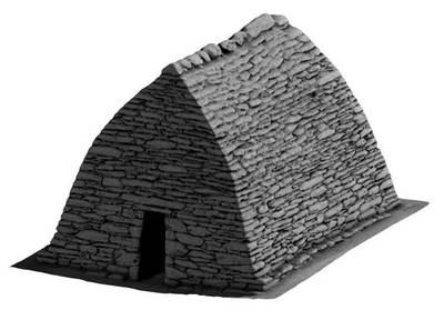 Gallarus Oratory (3D Model)