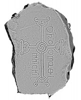 Decorated Cross Slab 142, Clonmacnoise (Images)