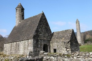 St Kevins Church, Glendalough (Images)