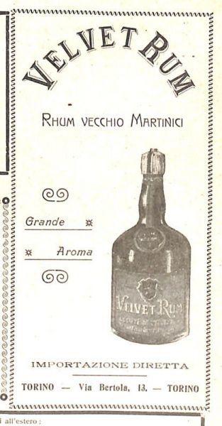 Velvet rum