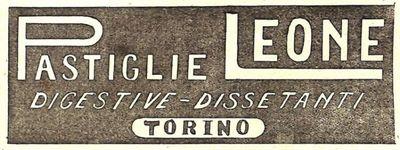 Pastiglie Leone digestive dissetanti