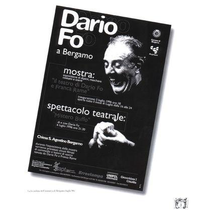 Cataloghi Mostre di Dario Fo e Franca Rame<BR>Documenti dal 1972