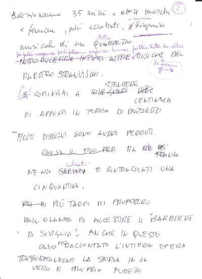 Testi Mostre di Dario Fo e Franca Rame<BR>Documenti dal 1972