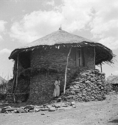 Debra Tabor: abitazioni indigene
