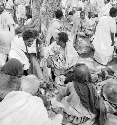 Gondar: al mercato