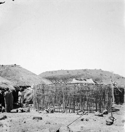 Gondar: nei villaggi camanti