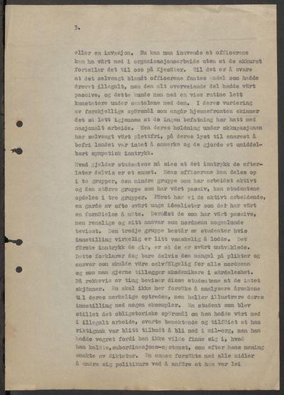 Utenriksstasjonene, Legasjonen/Ambassaden i Stockholm, Sakarkiv, stykke 449, 1943 - 1944