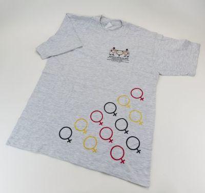 T-shirt. 'Women's Worlds 2002'