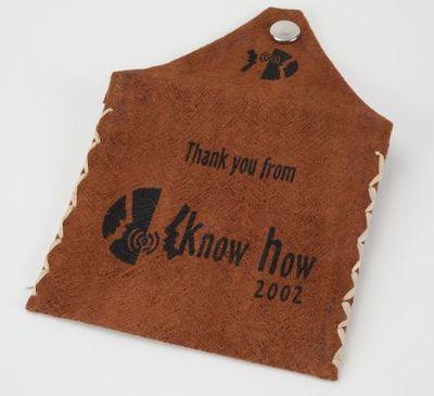 Portemonnee. 'Know how 2002'