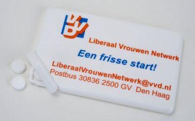 Doos. 'VVD: Liberaal Vrouwen Netwerk'