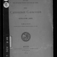 Lou Catounet gascoun
