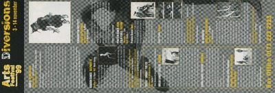 Wandsworth Arts Festival 1999