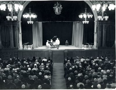 Grand Hall picture, 1967