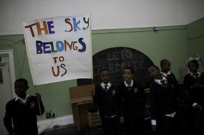 The Sky Belongs to Us