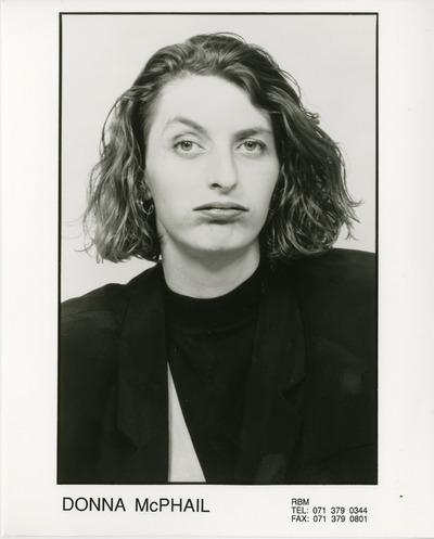 Donna McPhail