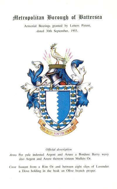 Battersea Coat of Arms