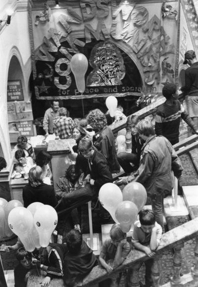 Wandsworth Communist Rally