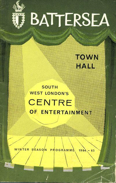 Winter Season programme, 1964-65