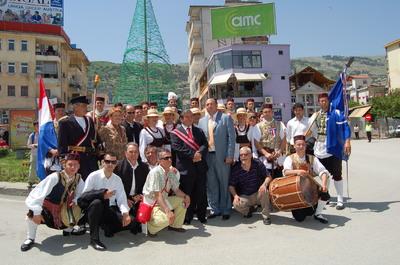 Ne qytetin e festivalit