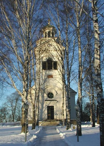 Vstanfors kyrka - Europeana