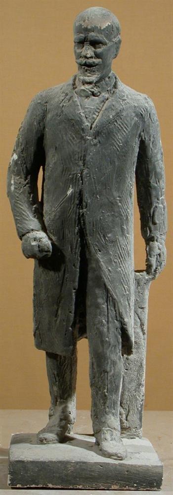 μακέτα αγάλματος