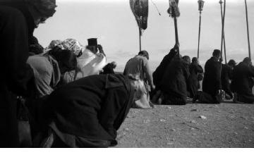 Λιτανεία. Αθήνα, γύρω στα 1935 Έλλη Παπαδημητρίου (ΦΑ_19_597)