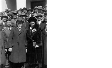 Ο Ελευθέριος Βενιζέλος. Καισαριανή, γύρω στα 1935 Έλλη Παπαδημητρίου (ΦΑ_19_626)