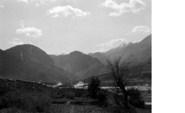 Κοίτη ποταμού. Ήπειρος, γύρω στα 1935 Έλλη Παπαδημητρίου (ΦΑ_19_636)