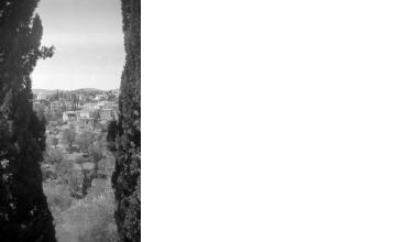Άποψη χωριού. Σάμος, γύρω στα 1935 Έλλη Παπαδημητρίου (ΦΑ_19_653)