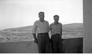 Πορτραίτο ανδρών. Γύρω στα 1935 Έλλη Παπαδημητρίου (ΦΑ_19_667)