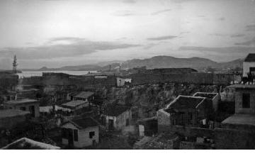 Άποψη χωριού. Γύρω στα 1935 Έλλη Παπαδημητρίου (ΦΑ_19_672)
