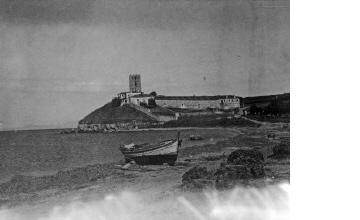 Μοναστήρι. Χαλκιδική, γύρω στα 1935 Έλλη Παπαδημητρίου (ΦΑ_19_734)