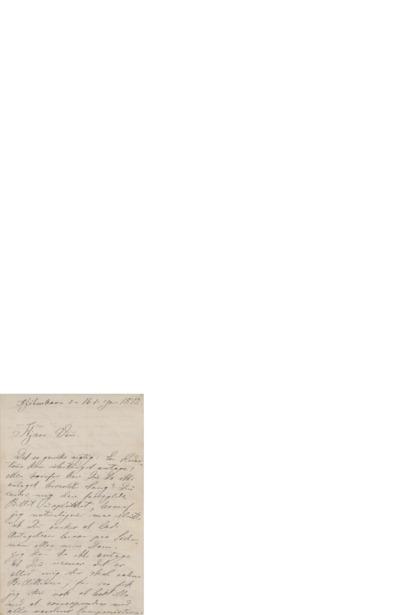 Brev, 1872 01.16, Kjøbenhavn, til Edvard Grieg