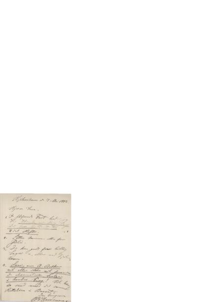 Brev, 1872 05.07, Kjøbenhavn, til Edvard Grieg