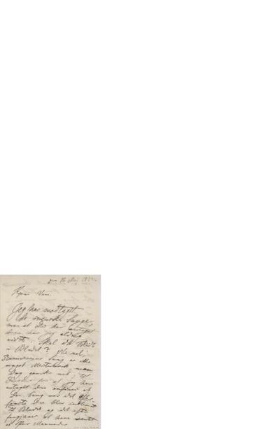 Brev, 1872 05.16, til Edvard Grieg