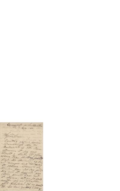 Brev, 1894 07.30, Espergjærde, til Edvard Grieg