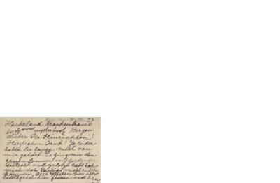 Brev, 1928 11.08, Haukeland sykehus, til Henri Hinrichsen
