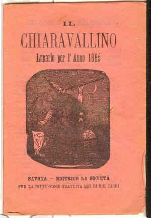 Il Chiaravallino : lunario per l'anno ...
