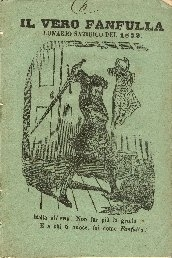 Il vero fanfulla : lunario satirico per l'anno 1872 ...