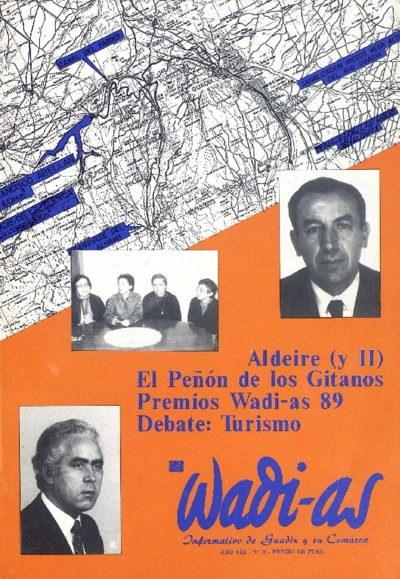 Wadi-as : informativo comarcal: Año VIII Número 72 - 1989 diciembre 1