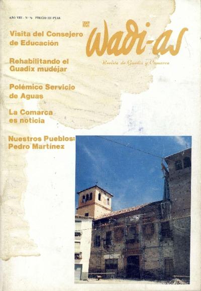 Wadi-as : informativo comarcal: Año VIII Número 76 - 1990 junio 1