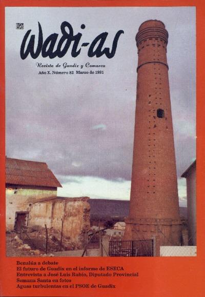 Wadi-as : informativo comarcal: Año X Número 82 - 1991 marzo 1