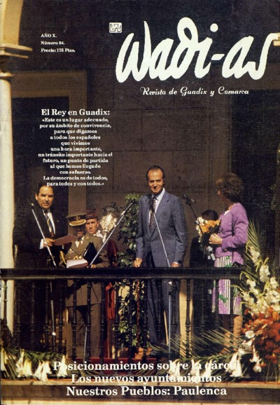 Wadi-as : informativo comarcal: Año X Número 84 - 1991 julio 1