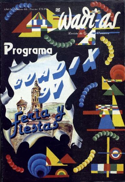 Wadi-as : informativo comarcal: Año X Número 85 - 1991 agosto 1