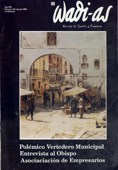 Wadi-as : informativo comarcal: Año XII Número 102 - 1993 agosto 1