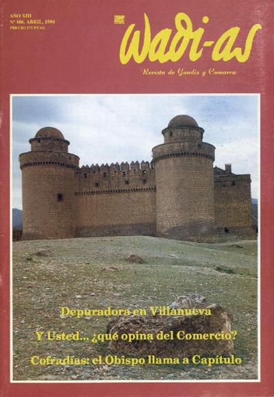 Wadi-as : informativo comarcal: Año XIII Número 106 - 1994 abril 1