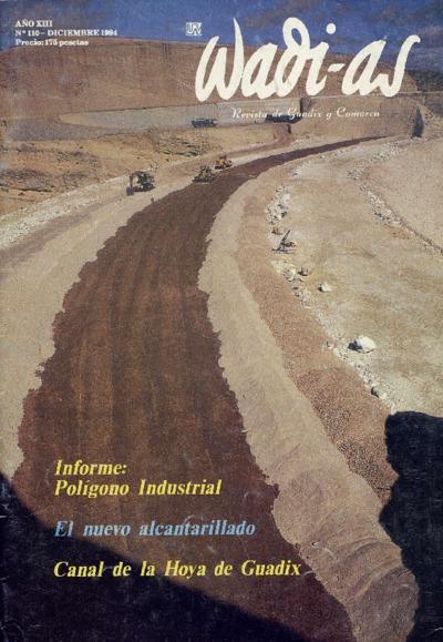 Wadi-as : informativo comarcal: Año XIII Número 110 - 1994 diciembre 1