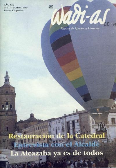 Wadi-as : informativo comarcal: Año XIV Número 111 - 1995 marzo 1