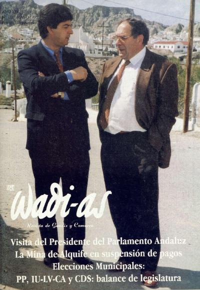 Wadi-as : informativo comarcal: Año XIV Número 112 - 1995 mayo 1